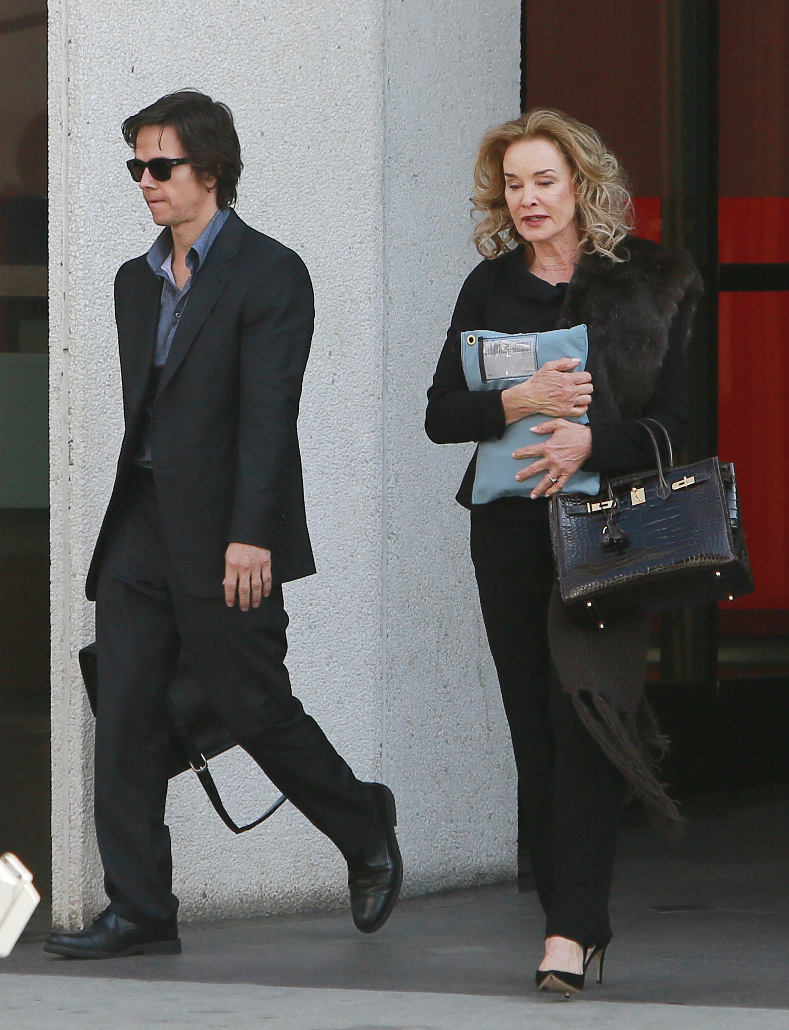 Jessica Lange All In To Play Mark Wahlberg's Mom In 'The