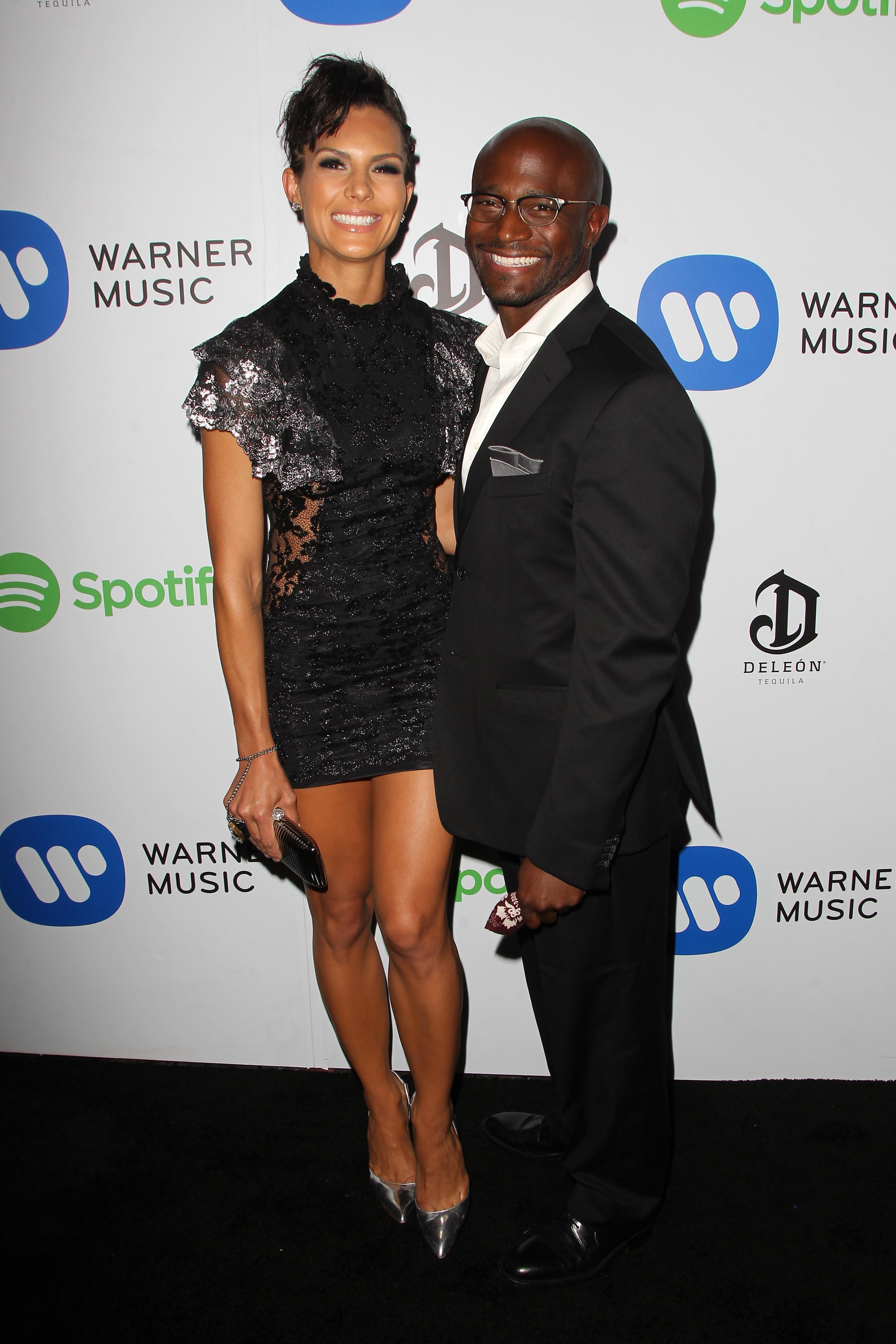 Taye Diggs dating Amanza Brent MasterChef incontri