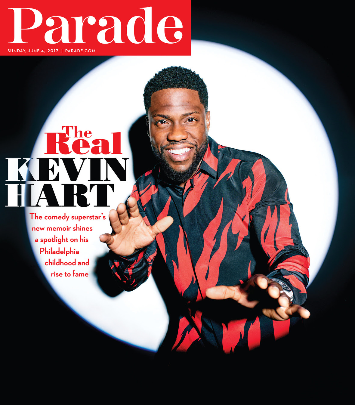 Kevin Hart talks comedy, family, new memoir: I Can't Make This.